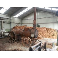 Eucalyptus Oil Distilling